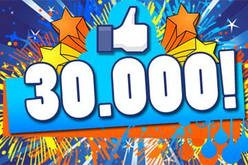 La pagina FB cresce ancora.. Grazie al vostro supporto!